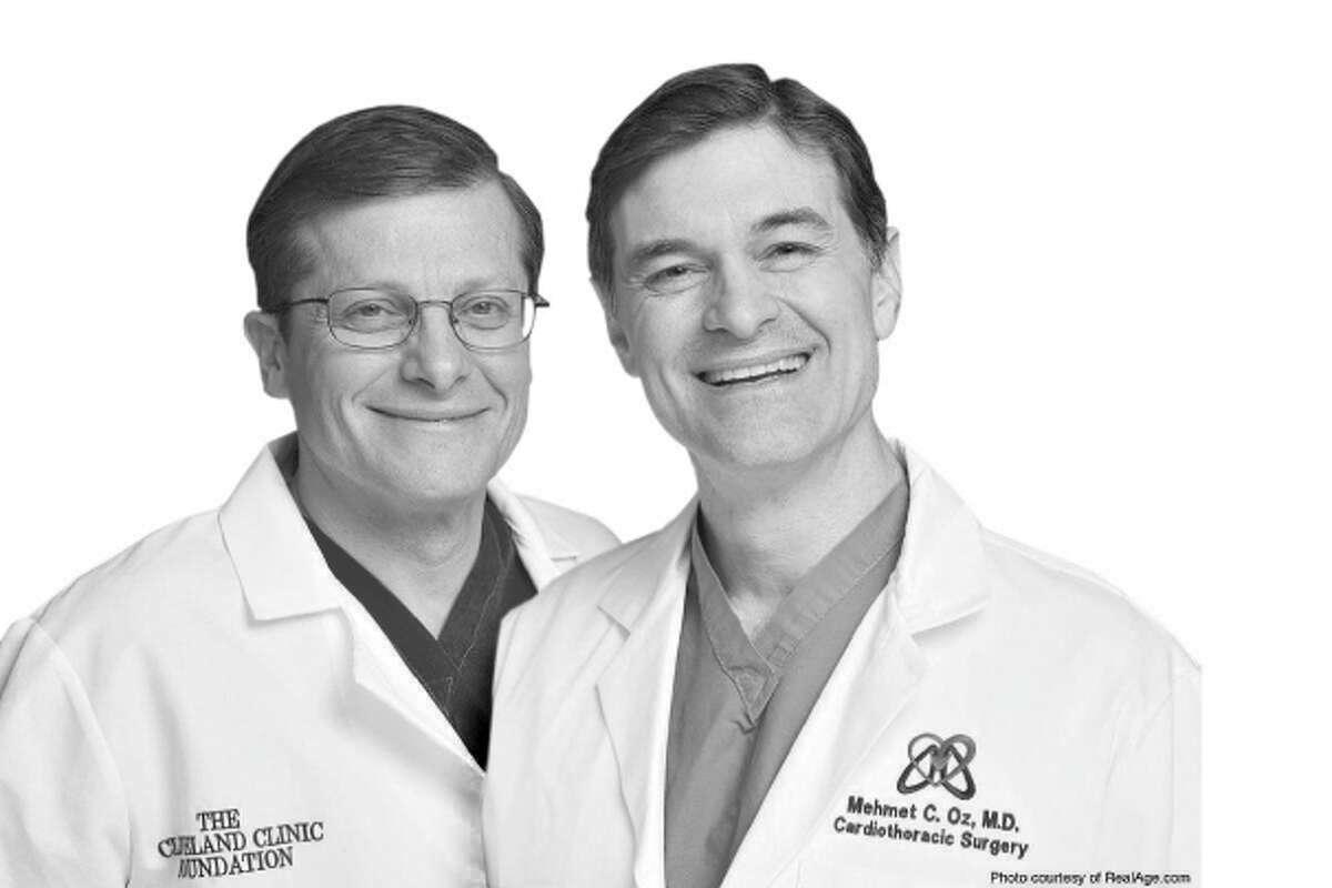 Drs. Michael Roizen and Mehmet Oz