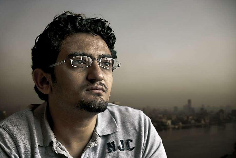 Wael Ghonin Photo: Sam Christmas