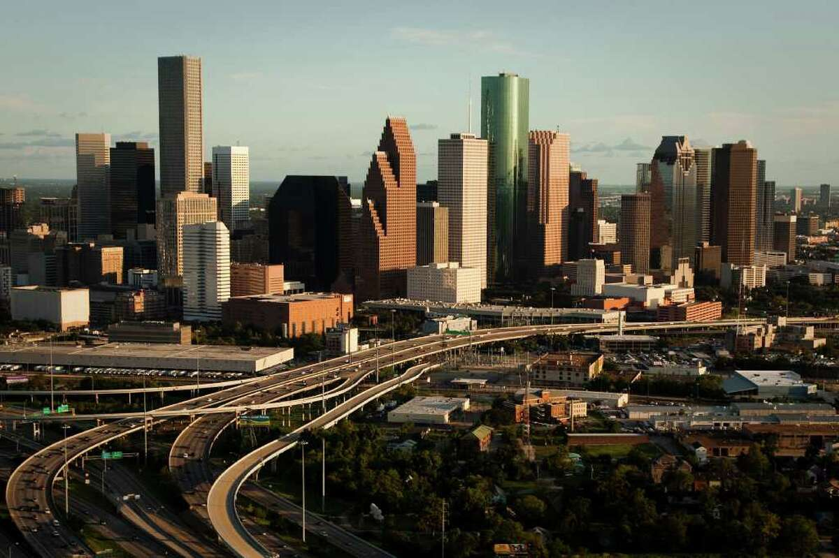 The report from Rice says Latinos will become Houston's largest ethnic group within a few years. (Smiley Pool/Chronicle)