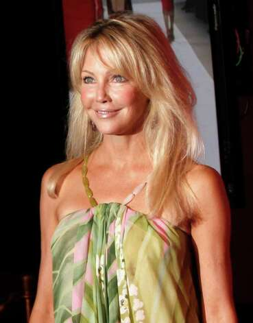 Heather Locklear was fab at 40, but she is just as fantastic at 50.  Photo: Matt Sayles / AP2009