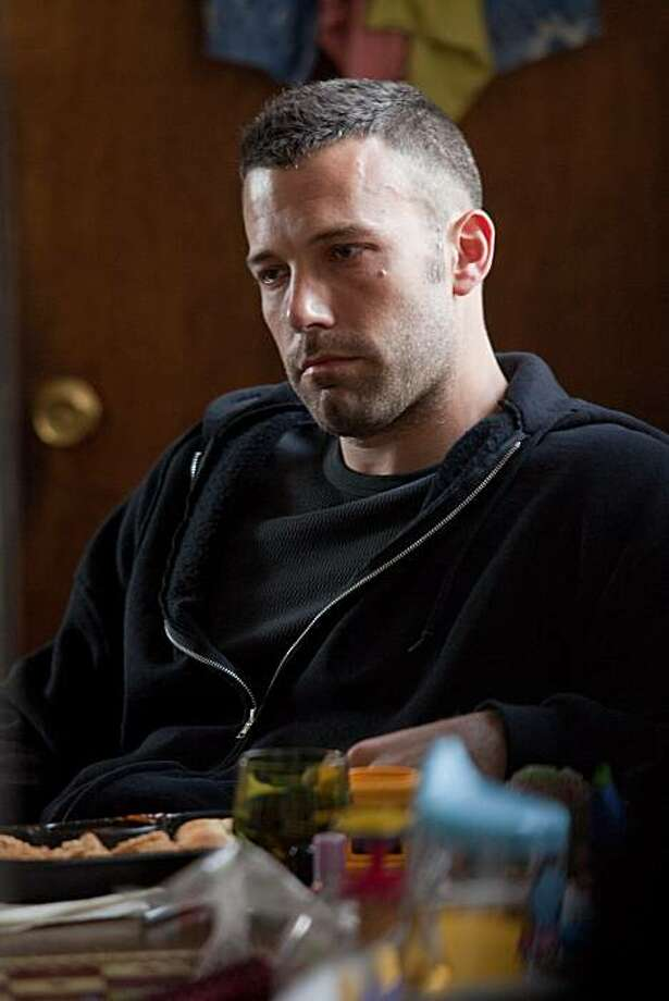 """BEN AFFLECK as Doug MacRay in Warner Bros. Pictures' and Legendary Pictures' crime drama """"The Town,"""" distributed by Warner Bros. Pictures. Photo: Claire Folger, Warner Bros."""