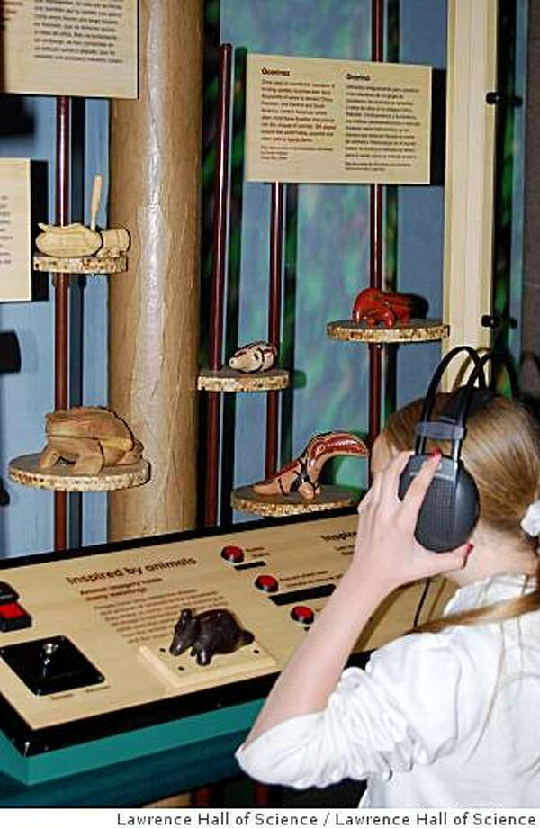 : Surround sound: Animal sounds and shapes inspired instruments like these ocarinas which date back to Asia thousands of years ago.Ran on: 10-11-2007Animal sounds and shapes inspired instruments like these ocarinas, which date back thousands of years in Asia. Surround sound: Animal sounds and shapes inspired instruments like these ocarinas which date back to Asia thousands of years ago. Photo: Lawrence Hall Of Science