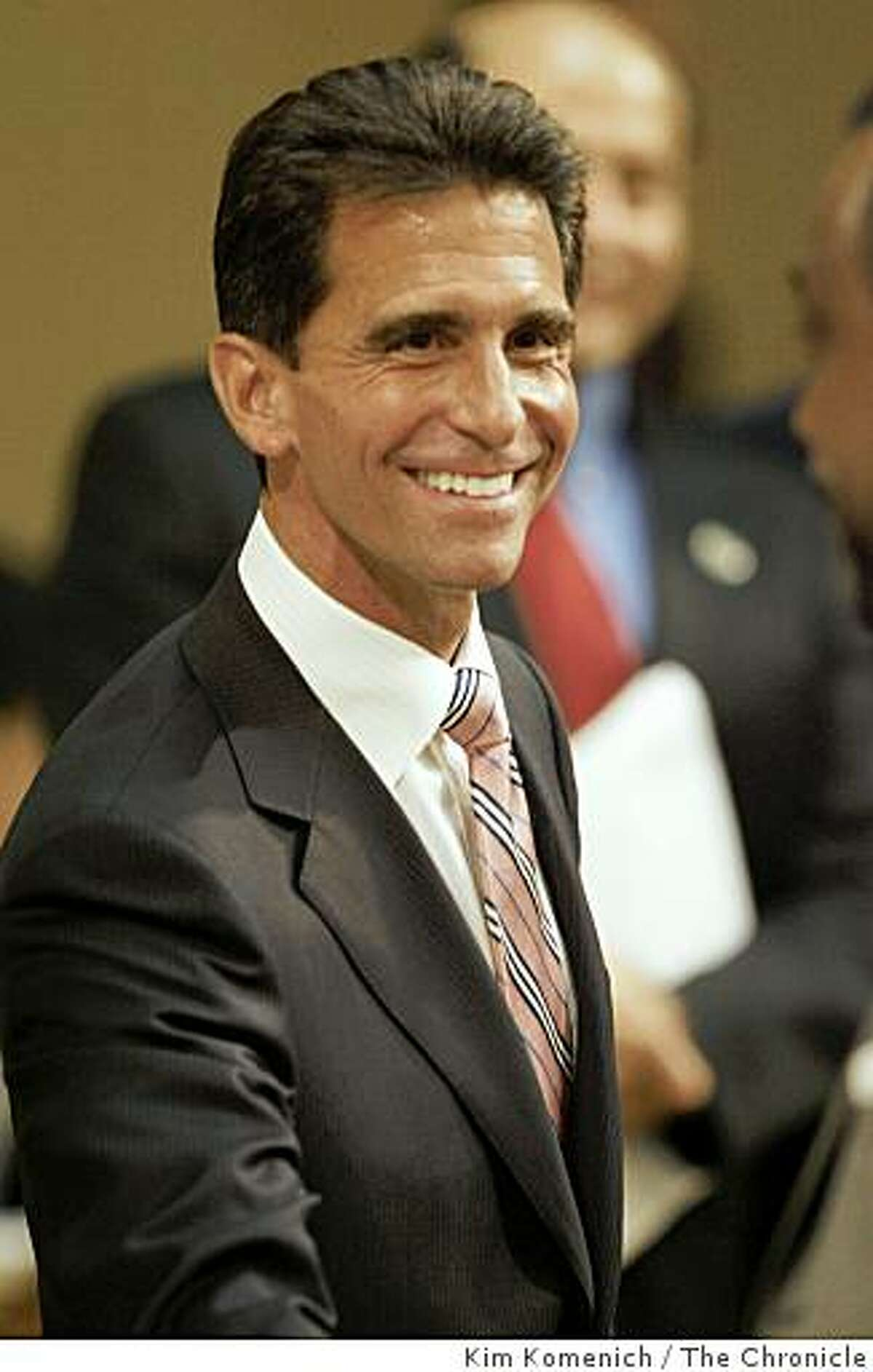 Sen. Mark Leno, D-S.F., says that the spending cap proposed by Republicans is addressing the wrong problem: California doesn't have a spending problem; it has a revenue problem.