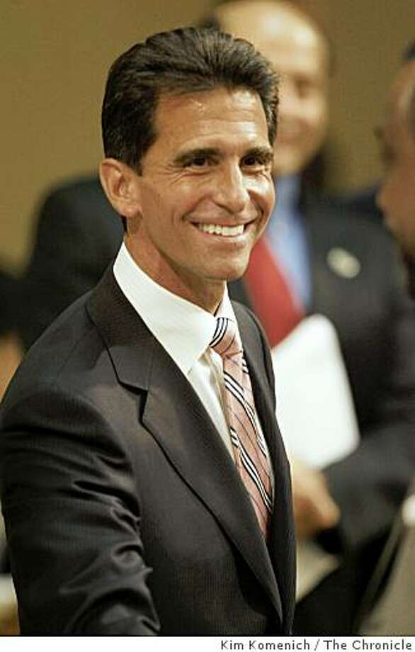 Sen. Mark Leno, D-S.F., says that the spending cap proposed by Republicans is addressing the wrong problem: California doesn't have a spending problem; it has a revenue problem. Photo: Kim Komenich, The Chronicle