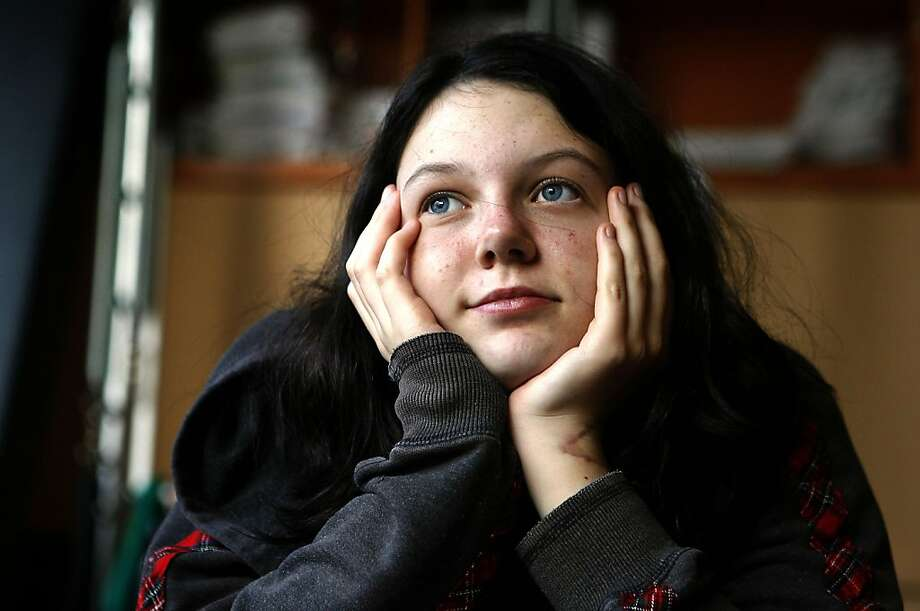 Loren Schaller, 15, was stabbed May 19, 2007, at a Twin Peaks bakery in a random attack by a man paroled the day before from San Quentin. Photo: Liz Hafalia, The Chronicle
