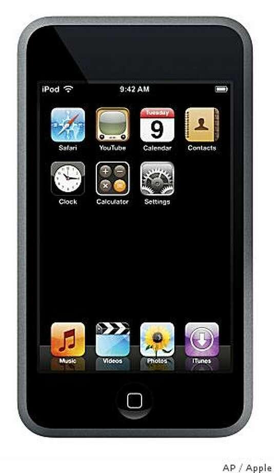 Apple iPod Touch Photo: Apple, AP