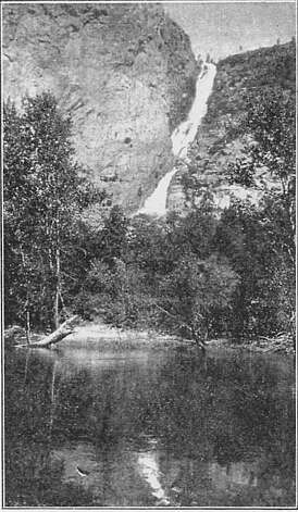 "This waterfall, the highest in Alameda County, was in Wildcat Canyon and was located at the southern end of where Lake Anza is now. The waterfall sat where the deep canyon cradled Wildcat Creek.  The canyon in this spot is now filled by man-made Lake Anza, formed in 1937 when recreation needs were considered a very high priority, even at the expense of natural features of the land.  Old timers remembered this magnificent waterfall, but modern residents don't seem to know it ever existed. From the book ""Eccentrics, Heroes, and Cutthroats"" by Richard Schwartz. Photo: Courtesy Richard Schwartz"