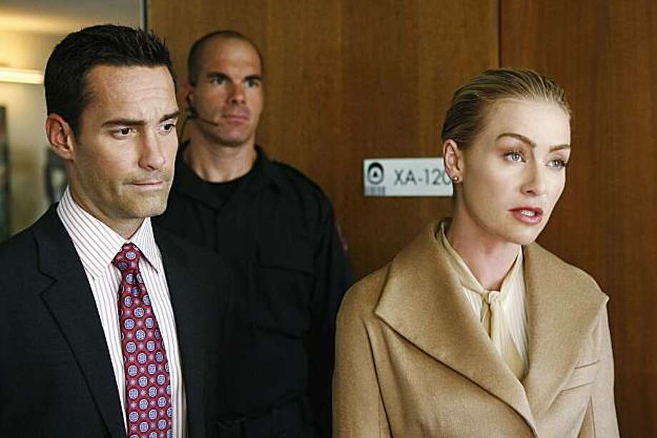 "Portia de Rossi played Veronica Palmer on ABC's ""Better Off Ted,"" from 2009-2010. Photo: Adam Larkey, ABC"