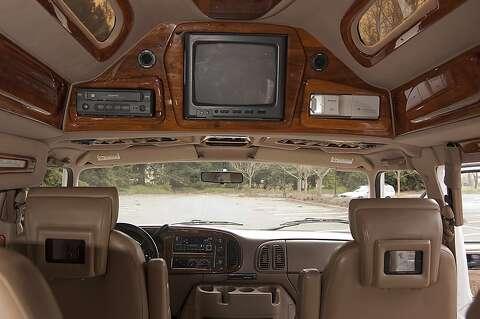 My Ride: 2000 Dodge Ram 1500 Conversion Van - SFGate