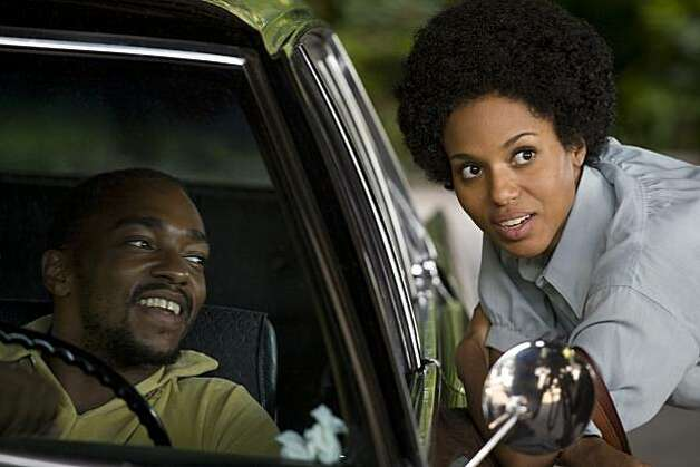 Anthony Mackie and Kerry Washington in NIGHT CATCHES US, a Magnolia Pictures release. Photo: Anneke Schoneveld, Courtesy Of Magnolia Pictures