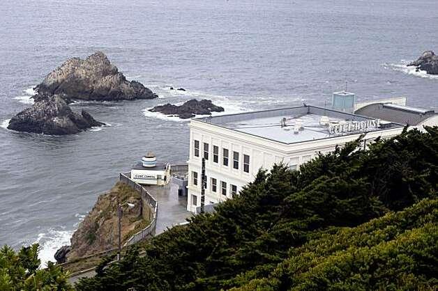 The Cliff House, October 19, 2009. Photo: Liz Hafalia, The Chronicle