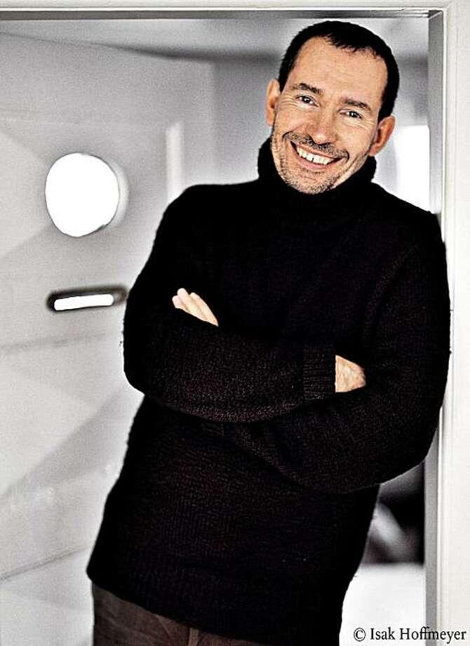 "Carsten Jensen, author of ""we, the drowned"" publicity photo  photographer: isak hoffmeyer Photo: Isak Hoffmeyer"