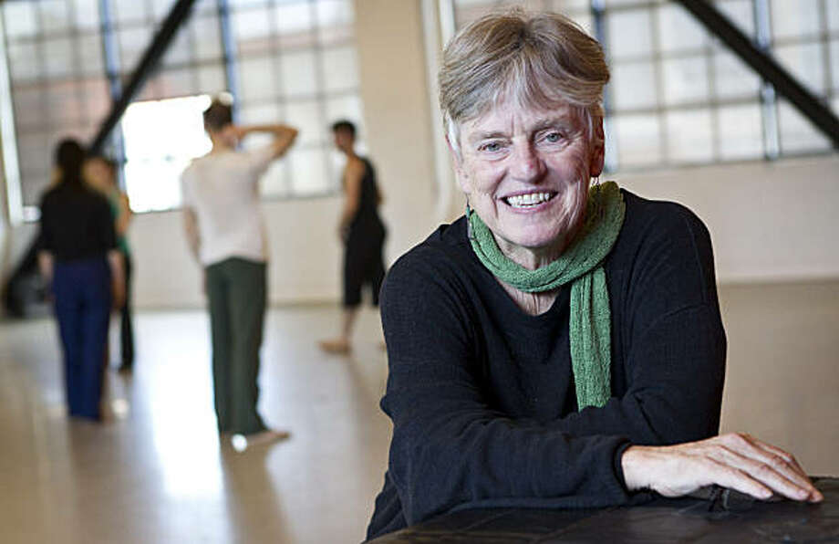Brenda Way, the founder and artistic director of ODC Dance Company, sits for a portrait at the company studios in San Francisco, Calif., on Monday, February 28, 2011.  This year mark's ODC's 40th year as a company. Photo: Laura Morton, Special To The Chronicle