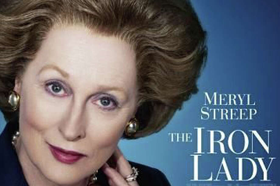 "Meryl Streep portrays British Prime Minister Margaret Thatcher in the newly released movie, ""Iron Lady."" Photo: Contributed Photo / Westport News contributed"