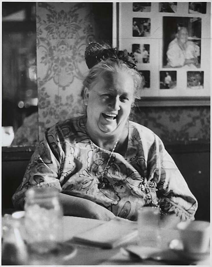 Juanita Musson Photo: William S. Young, Chronicle Archive