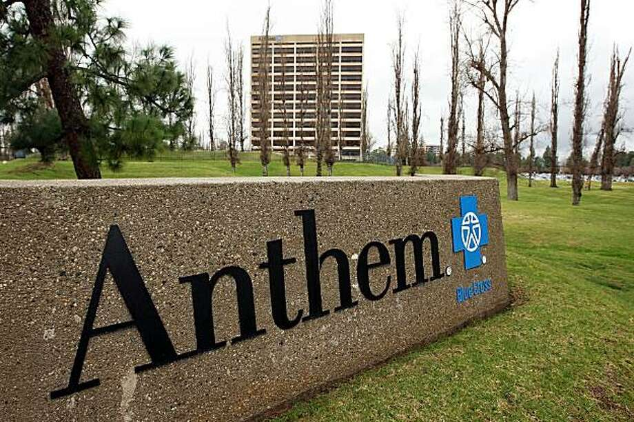 WOODLAND HILLS, CA - FEBRUARY 9:  The Anthem Blue Cross headquarters is seen after the health insurer began informing its individual policyholders of rate hikes up to 39 percent to take effect at the beginning of March, on February 9, 2010 in Woodland Hills, California. Anthem Blue Cross, which has the highest number of individual customers in California, raised rates by as much as 68 percent in 2009. Health insurance companies in California can legally raise their rates at any time by as much and as theywant. Photo: David McNew, Getty Images