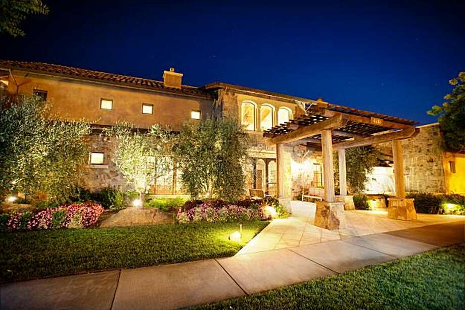 The Villagio Spa in Napa. Photo: Villagio