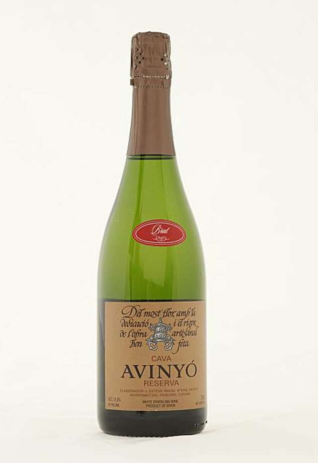 NV Avinyo Brut Reserva Cava Photo: Craig Lee, Special To The Chronicle