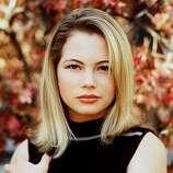 Michelle Williams, 1997, age 16 or 17.