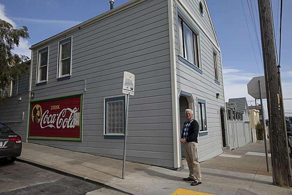 sf's bernal heights in uproar over old coke sign - sfgate
