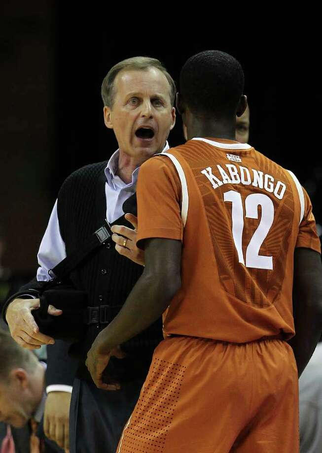 Salary: $2,400,000Title: University of Texas head men's basketball coachCurrent as of February 2012.Source:Texas Tribune Photo: Jamie Squire, Getty Images / 2012 Getty Images