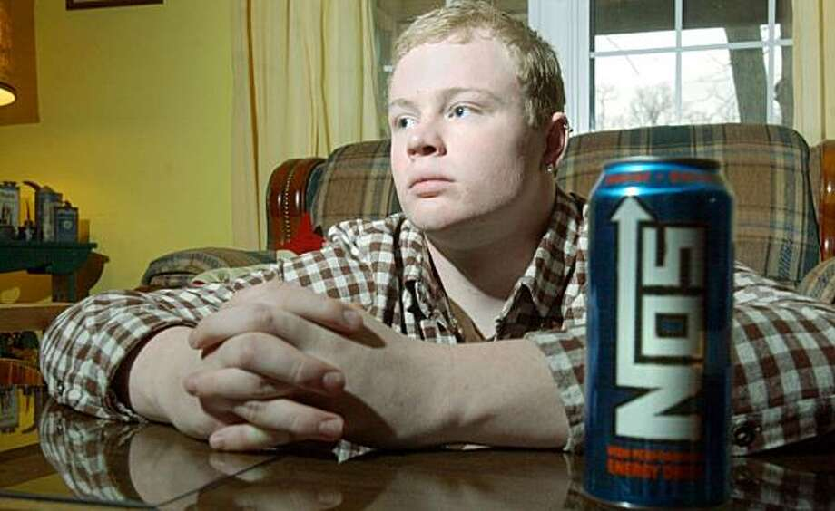 Energy drinks unsafe for kids, teens, study finds - SFGate