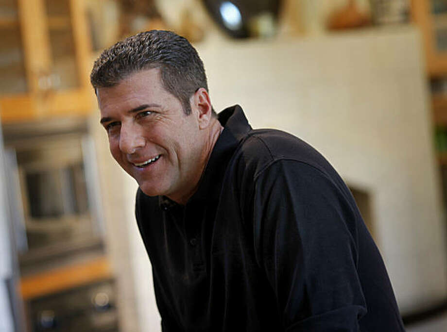 Michael Chiarello in the kitchen of his St. Helena home. Michael Chiarello, celebrity chef, owner of the Napa Style chain and Bottega, at his home in St. Helena, Calif.,Thursday January 27, 2011. Photo: Brant Ward, The Chronicle