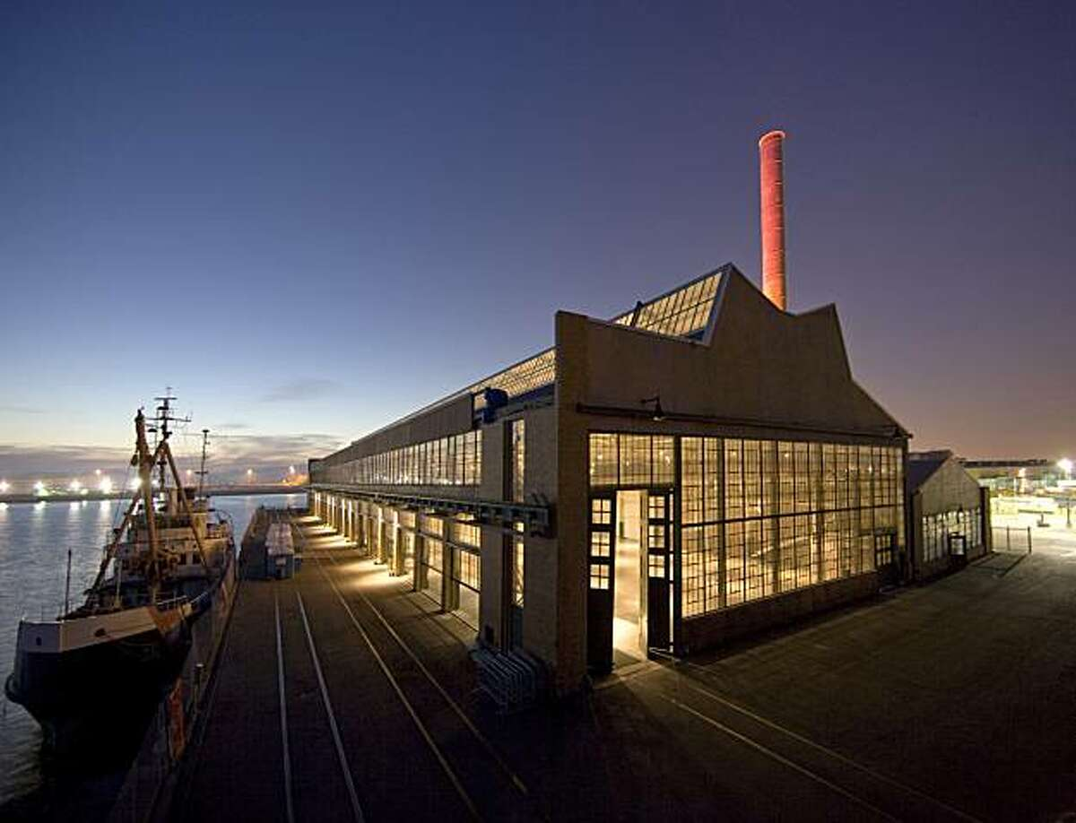 The Ford Assembly Building, a restoration on the bay in Richmond California, is one of three Bay Area projects to receive a 2011 Institute Honor Award from the American Institute of Architects.