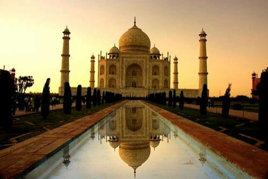 India's Taj Mahal was built by the grief-striken Mughal emperor, Shah Jahan, after the death of his third wife who died while giving birth to their 13th child. The couple's union was said to be intense (obviously you're doing something right if you've got 13 kids to your credit.) Mumtaz was known to be his most trusted confidant and would often travel with him around the country.  Photo: Wong Yu Liang