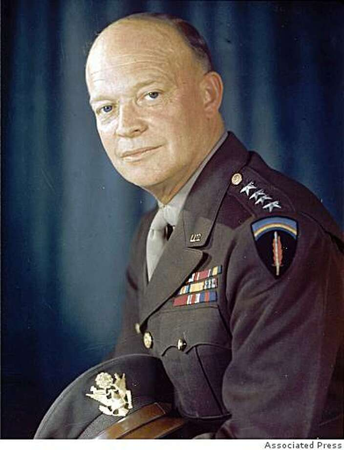 Dwight D Eisenhower Looking Better With Age Sfgate