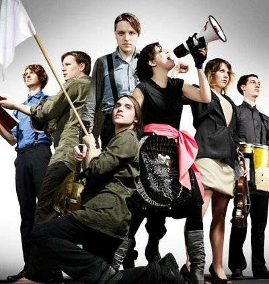 Arcade Fire Photo: .