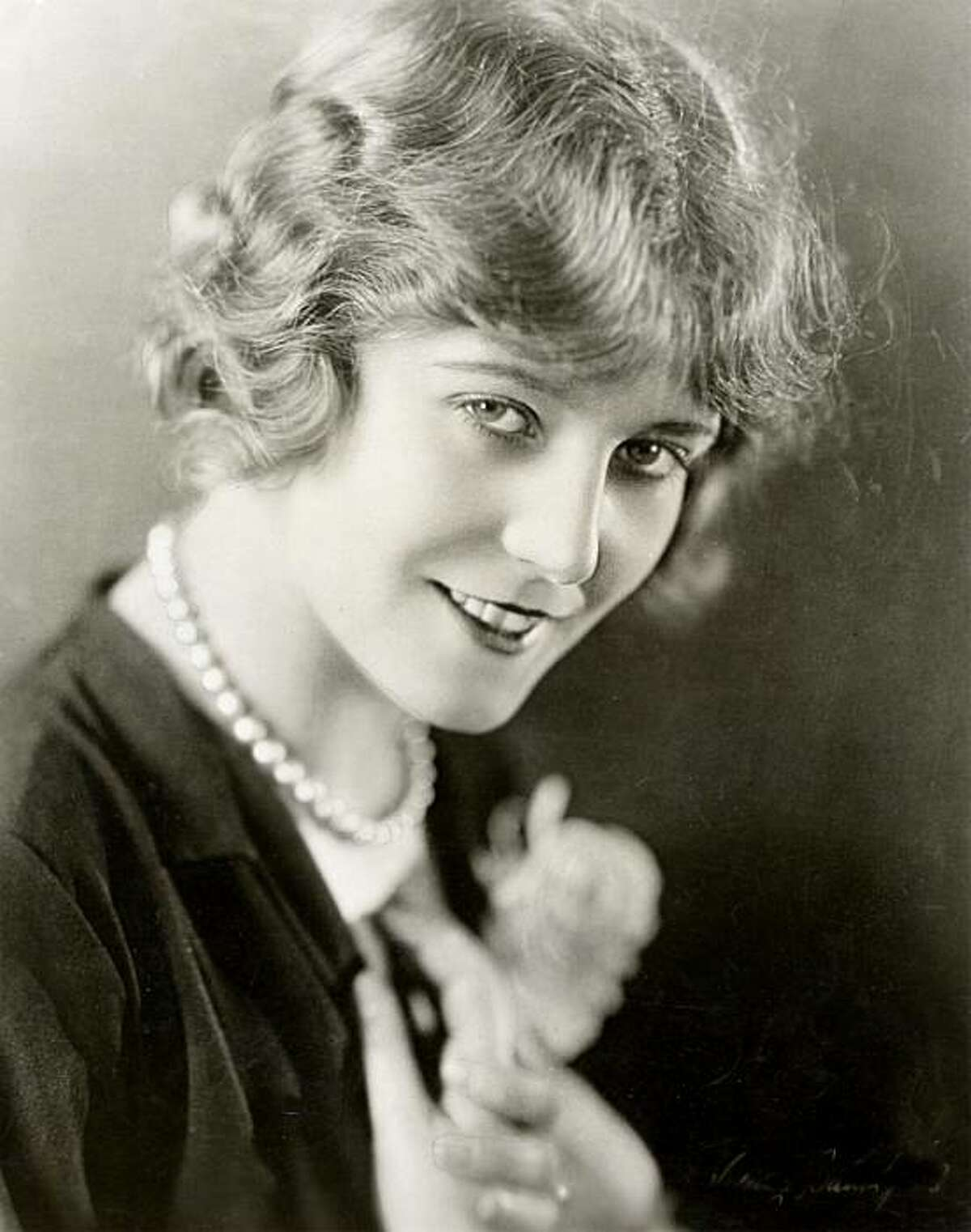 Vilma Banky's Hungarian accent ended her career.