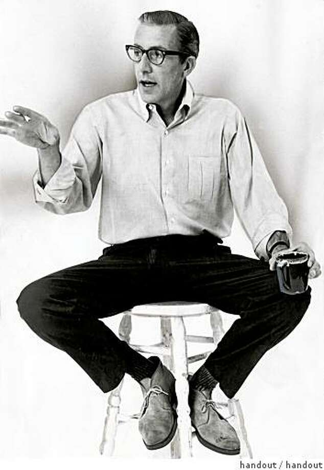 Radio personality Don Sherwood in 1969. Photo: Handout