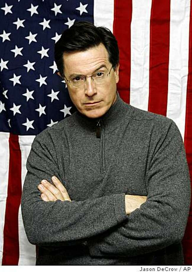 Stephen Colbert Photo: Jason DeCrow, AP