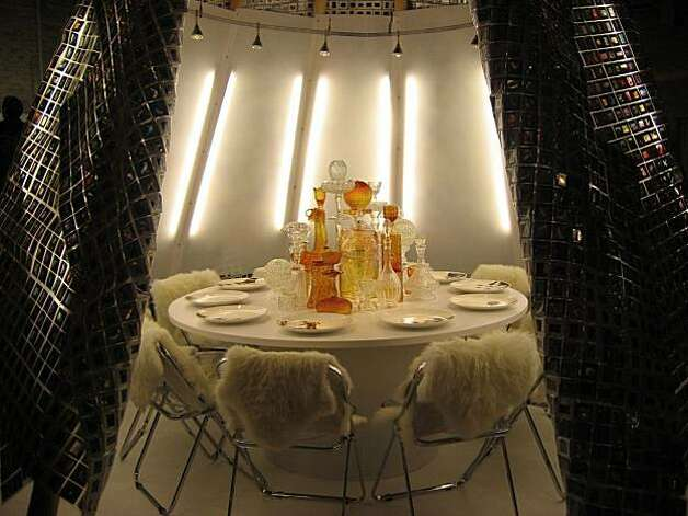 How to top the tableaux at Dining by Design? - SFGate