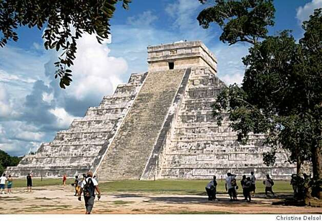 One of the 7 Wonders of the Modern World, Chichen Itza is considered the most impressive of Mexico's ruins. Photo: Christine Delsol
