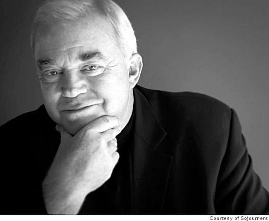 Jim Wallis, editor and founder of evangelical magazine Sojourners. Photo: Courtesy Of Sojourners
