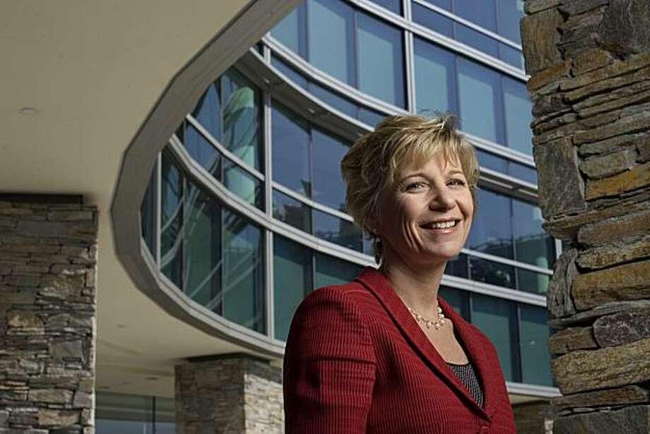 Susan Desmond-Hellman Photo: Carlos Avila Gonzalez, The Chronicle