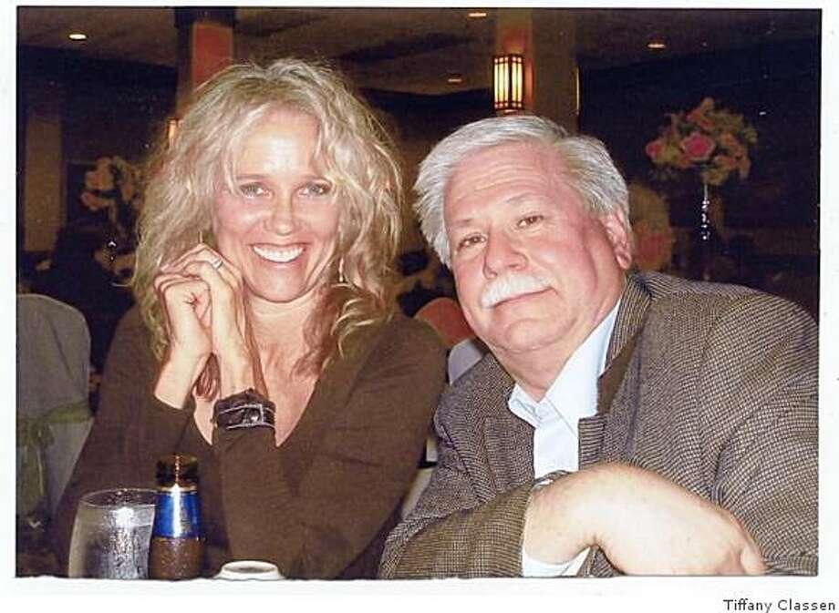 Debra Classen with her husband, Roger Classen. Photo: Tiffany Classen