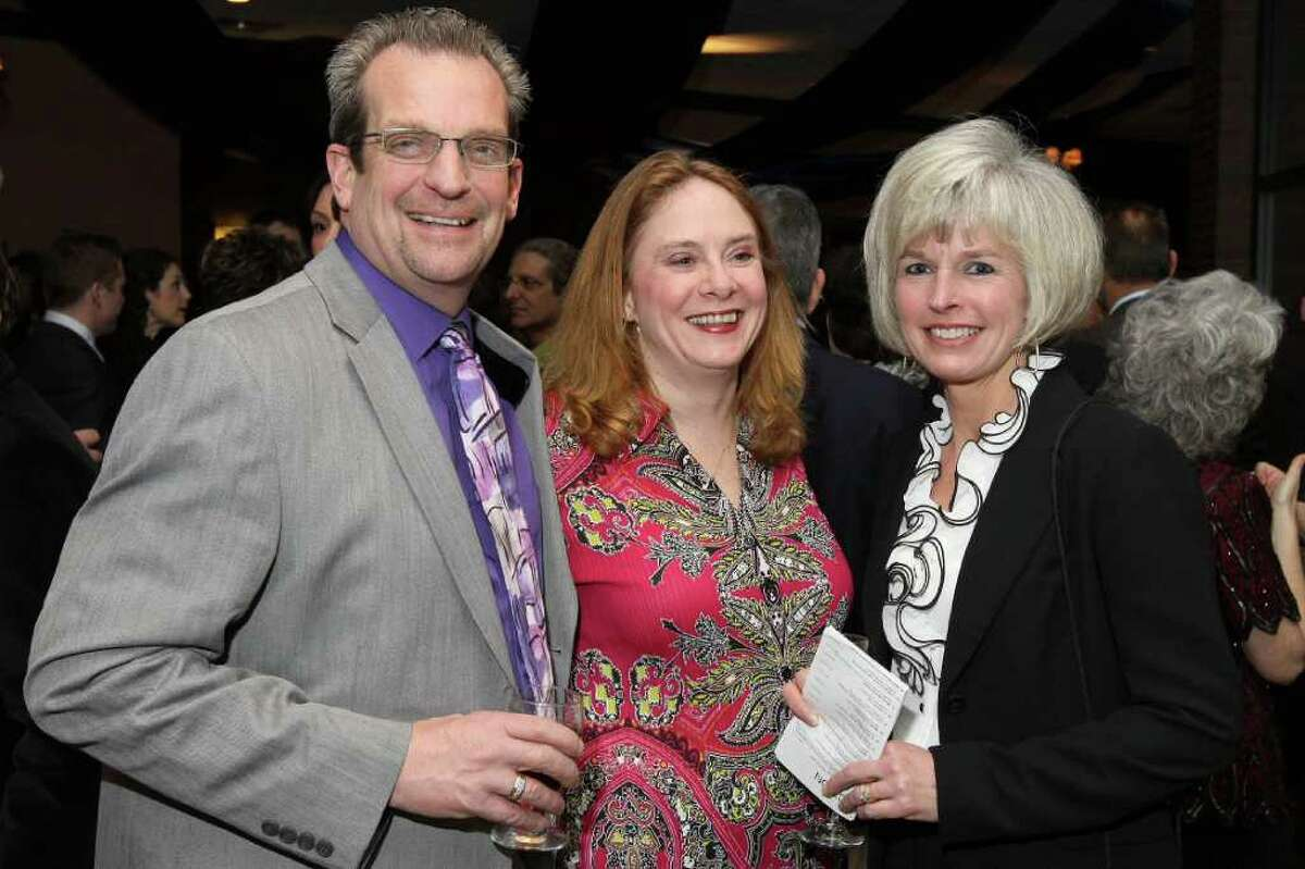 Were you Seen at the Wine & Dine for the Arts Grand Gala in the Hotel Albany on Saturday, Jan. 14, 2012?