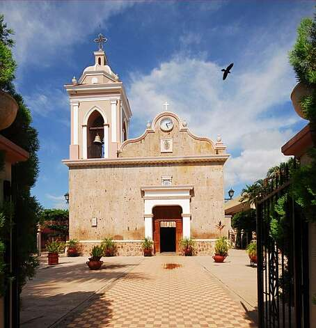 El Quelite church. Photo: Mazatlan Tourism Board