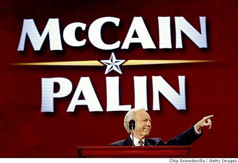 GOP strives to turn focus back to McCain - SFGate