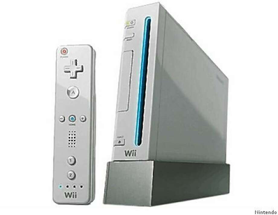 The Nintendo Wii game console. Photo: Nintendo