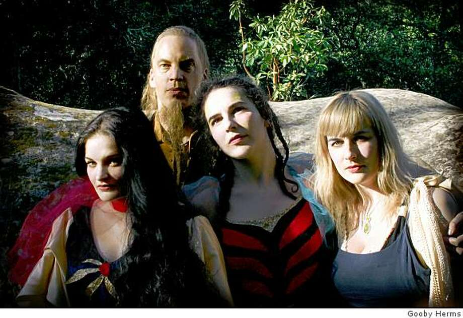 Faun Fables performs July 31 at Cafe du Nord in San Francisco.