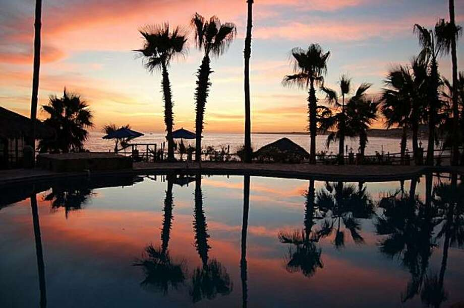 Sunset at Rancho Buena Vista. Photo: Courtesy Of, Rancho Buena Vista