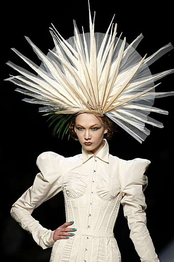 Jean Paul Gaultier Haute Couture S S 2010 Sfgate