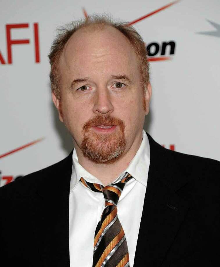 "Outstanding Lead Actor In A Comedy Series 2012Louis C.K. as Louie ""Louie""  Photo: DAN STEINBERG, ASSOCIATED PRESS / AP2012"