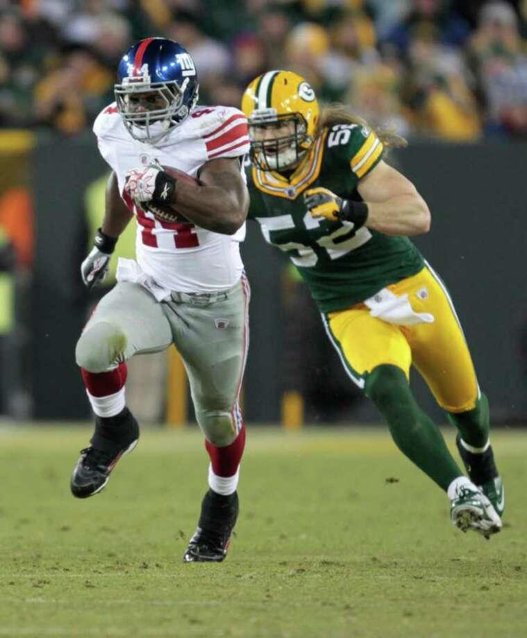Week 11 Giants Vs Packers: NFL Playoffs: Giants Vs. Packers