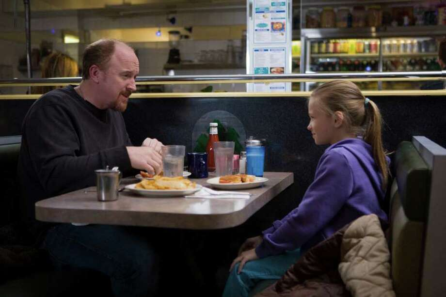 """Best performance by an actor in a television series, musical or comedy nominee:Louie C.K., """"Louie"""" / ©2011 FX"""
