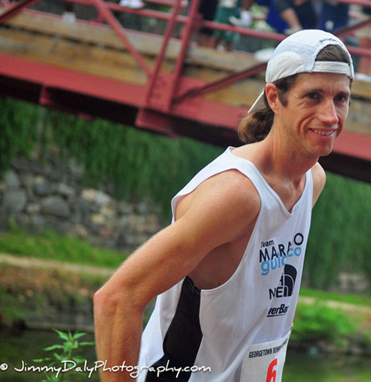 Michael Wardian Marathoner Courtesy photo